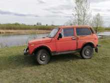 Абакан 4x4 2121 Нива 1985