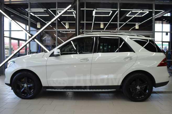 Mercedes-Benz M-Class, 2012 год, 1 899 000 руб.