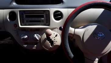 Нижнеудинск Toyota Sienta 2005