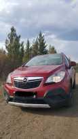 Opel Mokka, 2014 год, 630 000 руб.