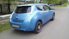 Тайшет Leaf 2012
