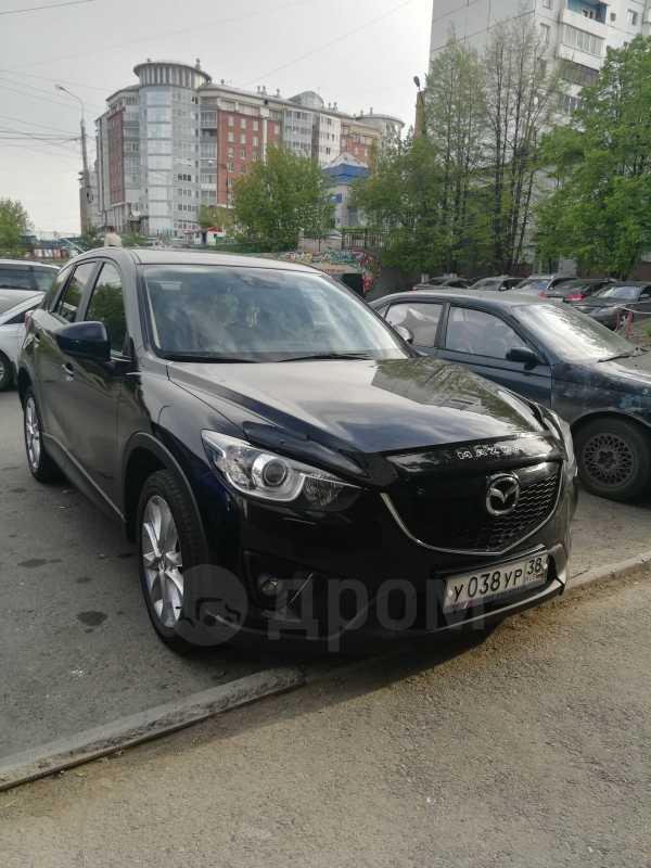 Mazda CX-5, 2014 год, 1 240 000 руб.