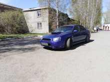 Кемерово Impreza WRX 2004