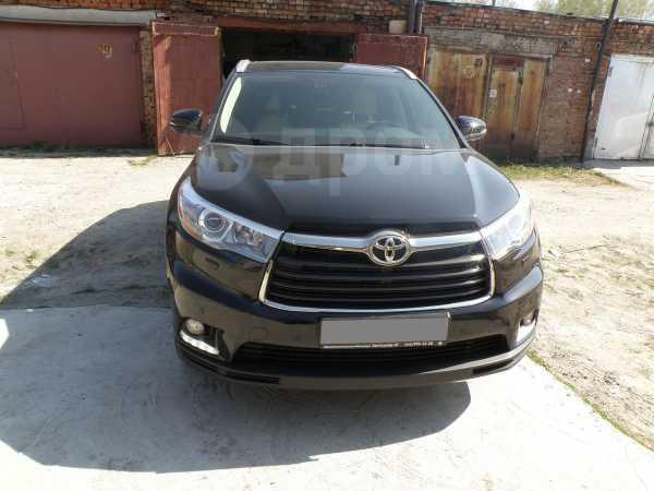 Toyota Highlander, 2014 год, 2 190 000 руб.