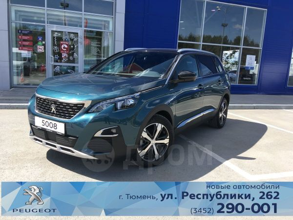 Peugeot 5008, 2018 год, 2 150 000 руб.