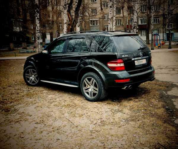 Mercedes-Benz M-Class, 2008 год, 899 000 руб.