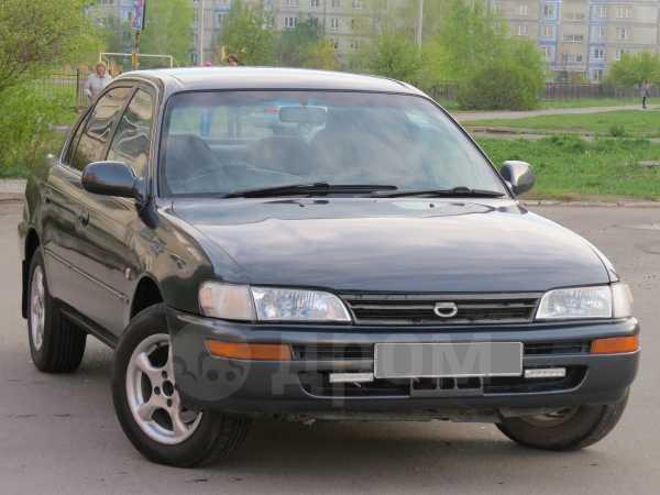Toyota Corolla, 1992 год, 125 000 руб.