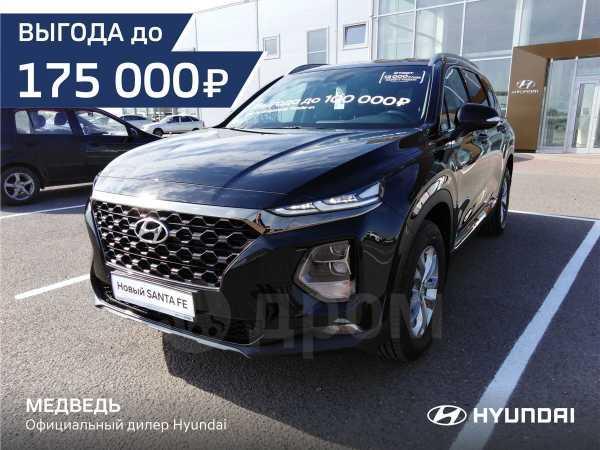 Hyundai Santa Fe, 2018 год, 2 535 515 руб.