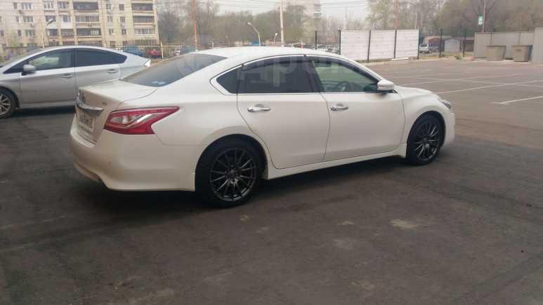Nissan Teana, 2016 год, 1 160 000 руб.