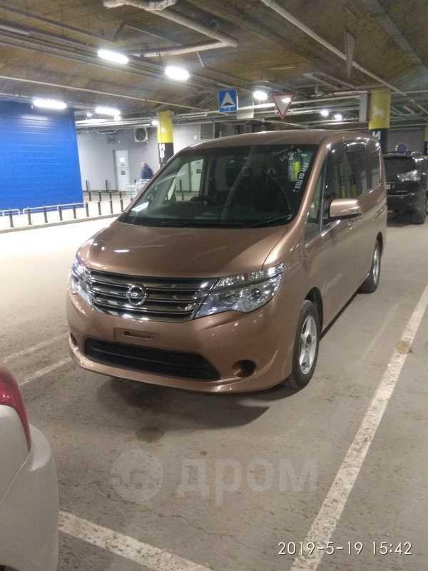 Nissan Serena, 2016 год, 1 035 000 руб.