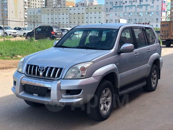 Toyota Land Cruiser Prado, 2006 год, 990 000 руб.