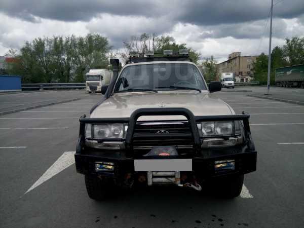 Toyota Land Cruiser, 1997 год, 720 000 руб.