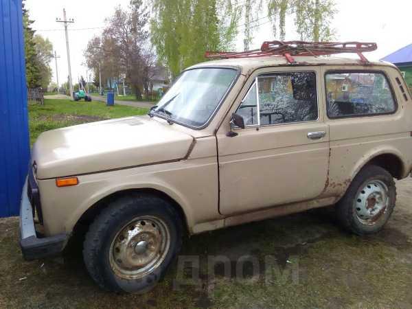 Лада 4x4 2121 Нива, 1984 год, 50 000 руб.