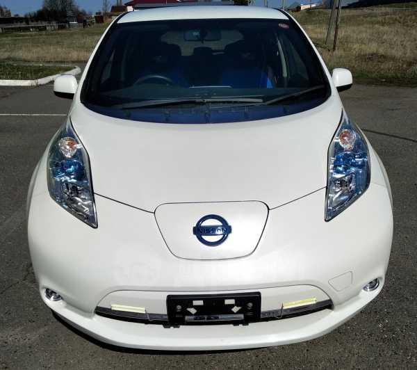 Nissan Leaf, 2013 год, 799 000 руб.