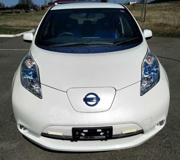 Nissan Leaf, 2013 год, 780 000 руб.