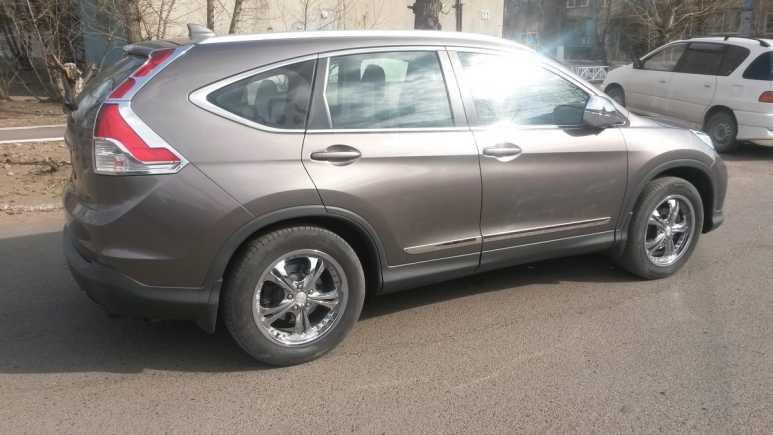 Honda CR-V, 2013 год, 1 197 000 руб.