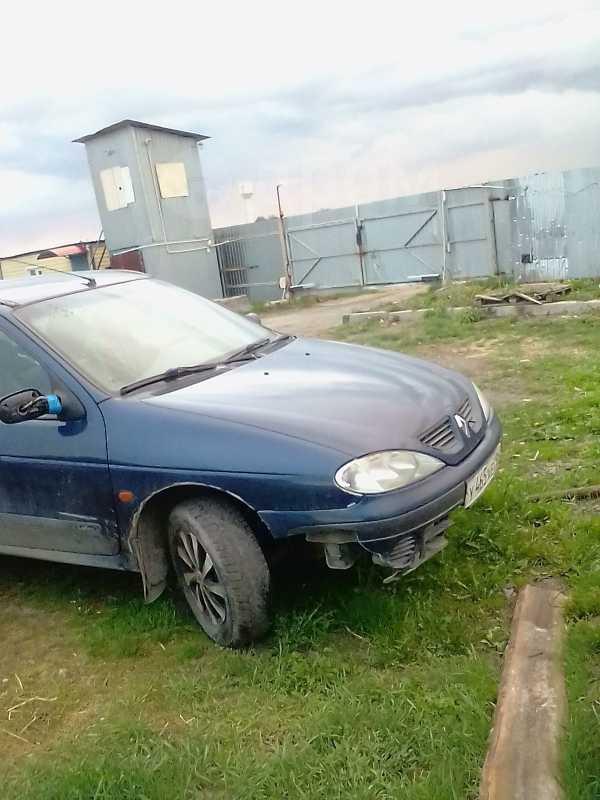 Renault Megane, 2001 год, 85 000 руб.