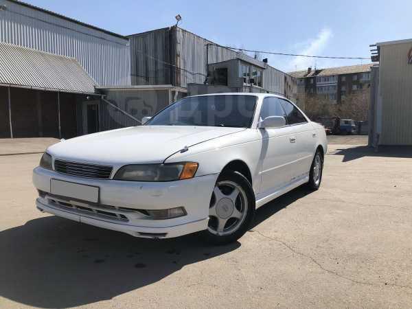 Toyota Mark II, 1995 год, 169 000 руб.