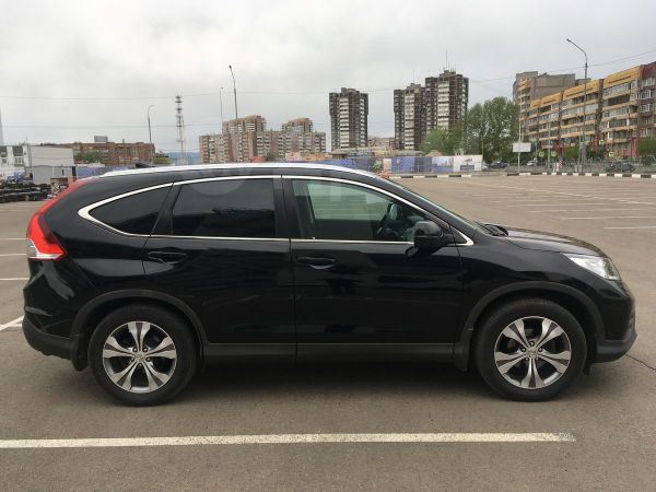 Honda CR-V, 2014 год, 1 265 000 руб.