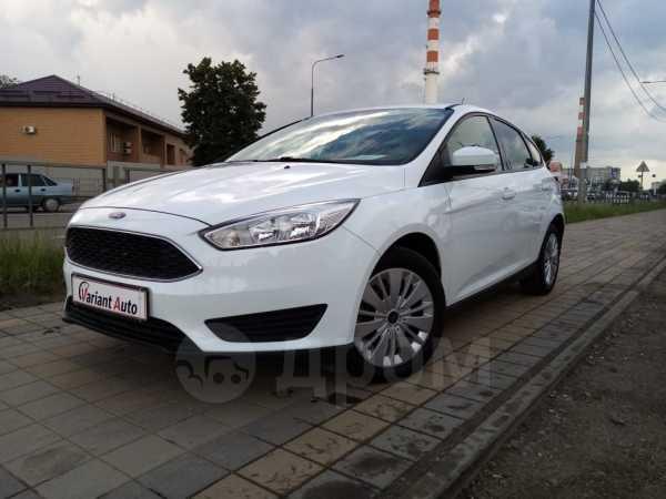 Ford Focus, 2017 год, 757 000 руб.