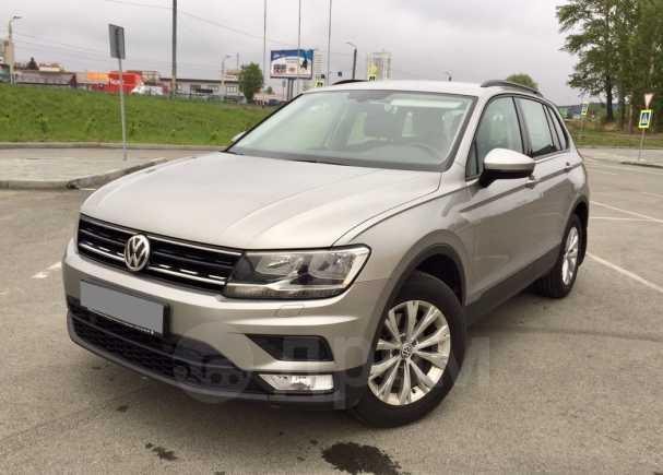 Volkswagen Tiguan, 2017 год, 1 400 000 руб.
