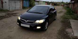 Знаменск Honda Civic 2007