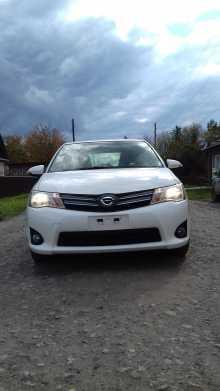 Тальменка Corolla Axio 2013