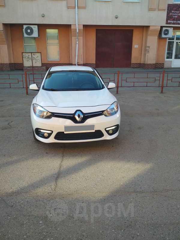 Renault Fluence, 2015 год, 465 000 руб.