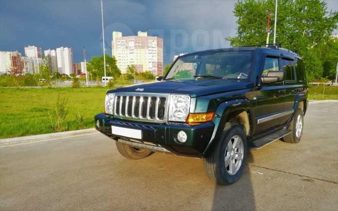 Jeep Commander, 2006 год, 960 000 руб.