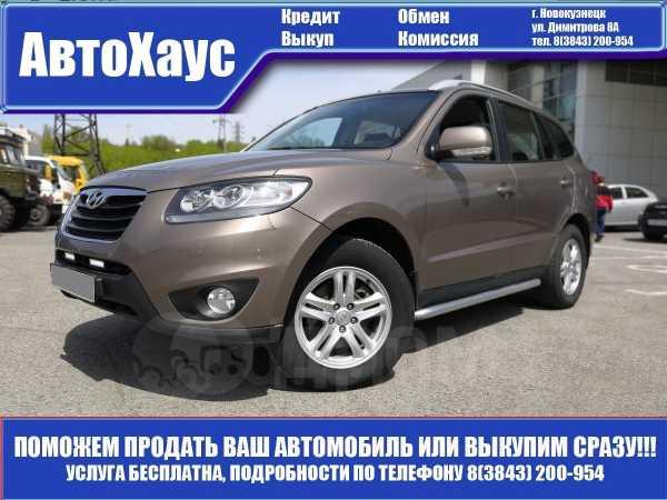 Hyundai Santa Fe, 2010 год, 670 000 руб.
