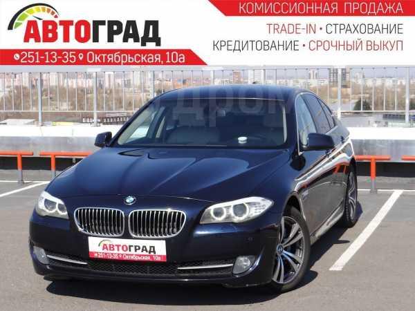 BMW 5-Series, 2012 год, 1 197 000 руб.
