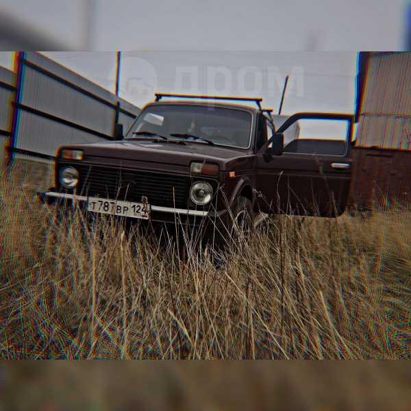 Лада 4x4 2121 Нива, 2006 год, 240 000 руб.