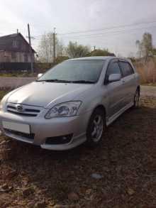 Артём Corolla Runx 2005