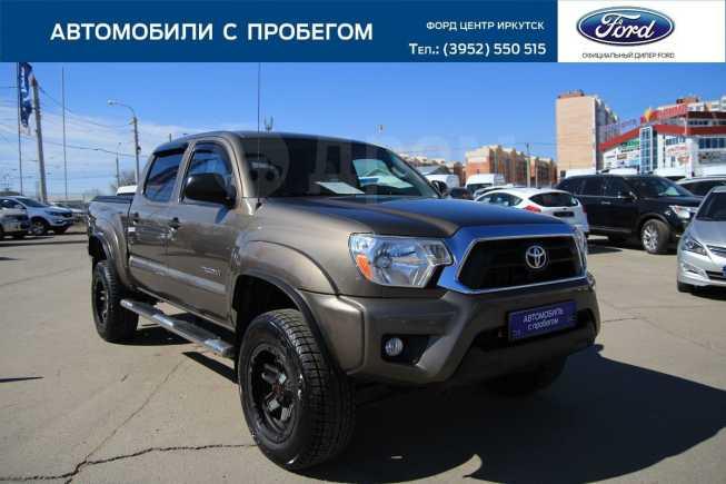 Toyota Tacoma, 2014 год, 2 290 000 руб.