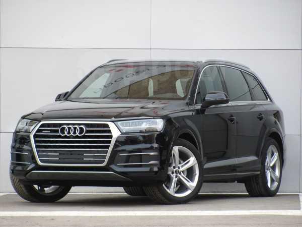 Audi Q7, 2018 год, 5 750 000 руб.