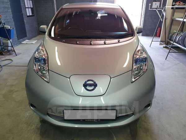 Nissan Leaf, 2013 год, 459 000 руб.