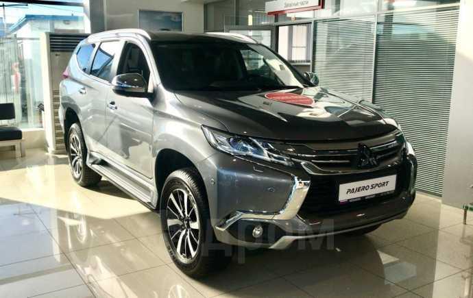 Mitsubishi Pajero Sport, 2018 год, 2 724 000 руб.