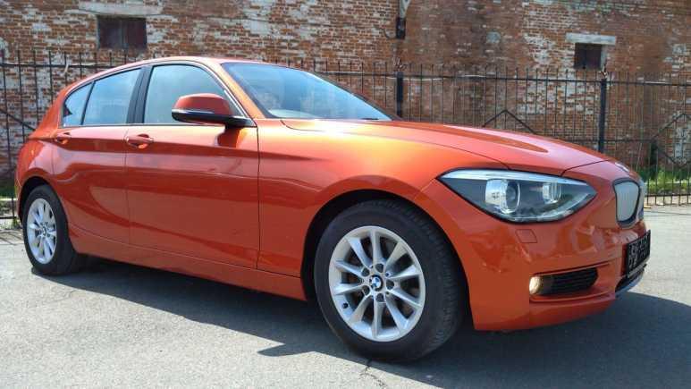 BMW 1-Series, 2015 год, 960 000 руб.