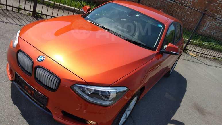 BMW 1-Series, 2015 год, 850 000 руб.