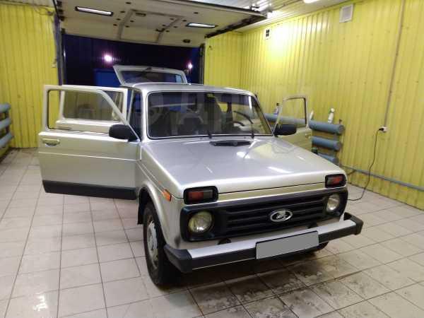 Лада 4x4 2131 Нива, 2008 год, 159 000 руб.