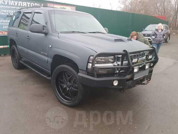 Chevrolet Tahoe, 2000 год, 350 000 руб.