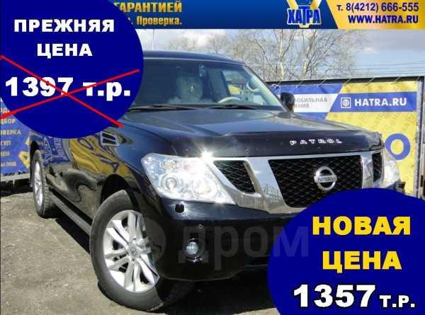 Nissan Patrol, 2011 год, 1 357 000 руб.