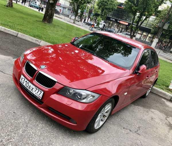 BMW 3-Series, 2007 год, 575 000 руб.