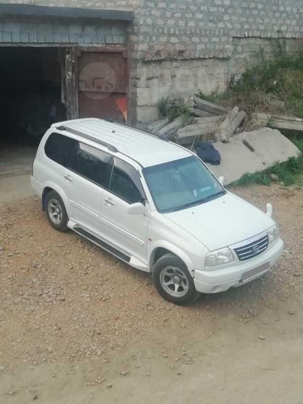 Suzuki Grand Escudo, 2001 год, 480 000 руб.