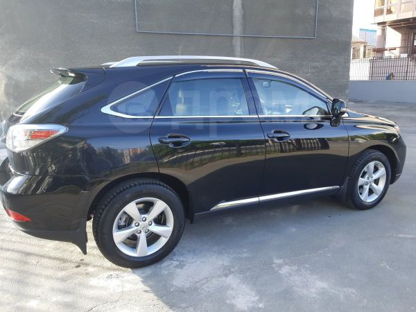 Lexus RX350, 2010 год, 1 389 000 руб.