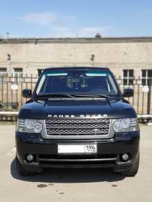 Екатеринбург Range Rover 2009