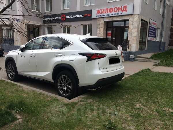 Lexus NX200t, 2016 год, 2 140 000 руб.