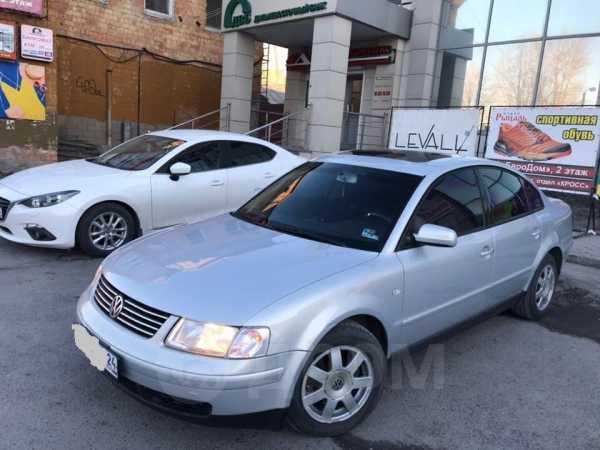 Volkswagen Passat, 2000 год, 315 000 руб.