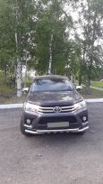 Toyota Hilux Pick Up, 2015 год, 2 350 000 руб.