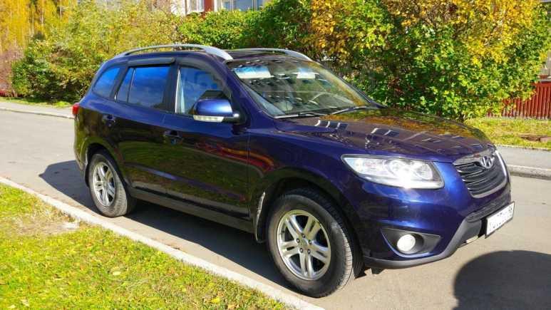 Hyundai Santa Fe, 2010 год, 785 000 руб.